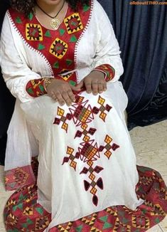 100 Amazing Modern & Traditional Dress (Habesha Kemis/Kemise) of Ethiopia in 2019 — allaboutETHIO Ethiopian Traditional Dress, African Traditional Wedding Dress, Traditional Outfits, Modern Traditional, Ethiopian Wedding Dress, Ethiopian Dress, African Wear, African Fashion, African Style