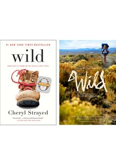 """As Cheryl Strayed wrote on her Facebook page,""""It's an extraordinary experience to see Reese Witherspoon dressed in the clothes I wore on the trail, her hair the same style and color as mine then, with my beloved/loathed Monster on her back packed just the way I packed it! I'm humbled and awed and so excited for you to see the movie!"""" #booksintomovies #wild #cherylstrayed"""