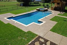 Allison Pools - Traditional Swimming Pool   by Allison Pools