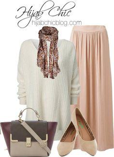 hijab chic //hijab outfit