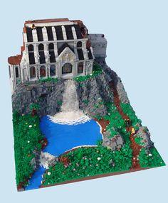 Saint Rafael's Monastery   by Glory_Forever