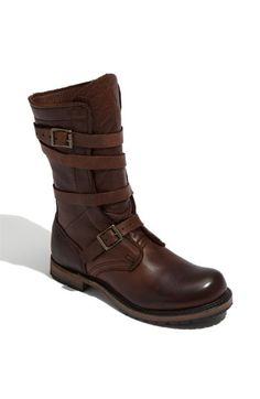 If only boots like these would show up magically at a second-hand store in my size... Vintage Shoe Company 'Jennifer' Boot