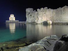 Castle of Methoni Messinia Greece  www.iridaresort.gr