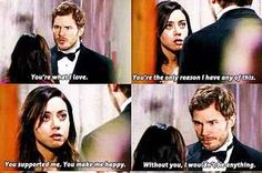 You don't take your relationship too seriously. Your Relationship As Told By April And Andy From Parks And Rec Andy And April, Love Like Crazy, You Make Me Happy, Parks N Rec, Chipotle, Life Is Good, Fairy Tales, Relationship, Romantic