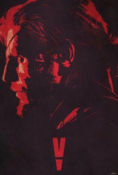 Venom - Metal Gear Solid V: The Phantom Pain by edwardjmoran on DeviantArt
