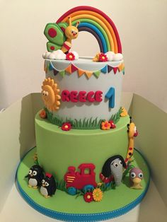 Resultado de imagem para baby tv themed birthday party