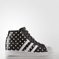 pretty nice 82bae 80e7d A hidden wedge heel gives soaring style to the adidas Superstar sneaker.  These women s shoes
