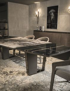 Green Marble, Black Marble, Calacatta Gold Marble, Dover White, Wood Table Design, Walnut Stain, Pink And Gold, Dining Bench, Chrome