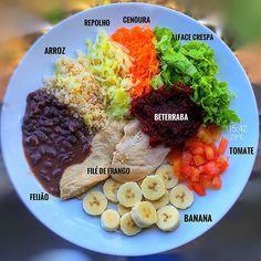 La imagen puede contener: comida y texto Healthy Recepies, Vegan Recipes, Healthy Life, Healthy Eating, Portable Food, Meal Replacement Smoothies, Food Inspiration, Good Food, Food And Drink
