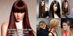 Ίσια μακριά μαλλιά