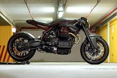 Moto Guzzi Griso Cafe-Fighter