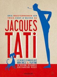 Les Vacances de Monsieur Hulot, Mon Oncle & Playtime (en versions restaurées)