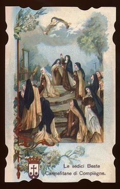 martyrs of compiègne - Google Search