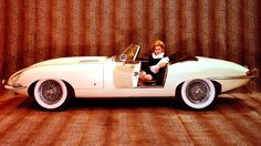 """Jaguar """"Most Beautiful Car Ever Made"""""""