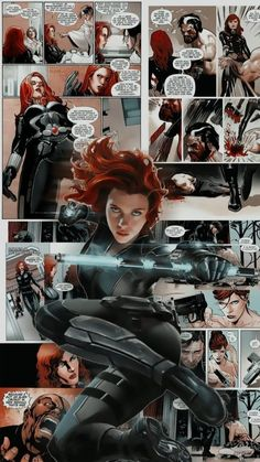 Avengers Black Widow Wallpaper - Wallpaper - Papel de parede Viuva Negra Vingadores – Papel de Parede Avengers Black Widow Wallpaper by mari - Black Widow Avengers, Marvel Avengers, Ultron Marvel, Odin Marvel, Comics Spiderman, Thanos Marvel, Marvel Women, Marvel Girls, Marvel Dc Comics
