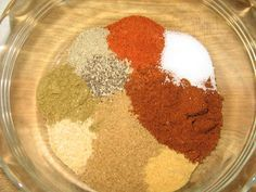 Shawarma Seasoning Mix This is our favorite recipe for chicken. This is quick and easy to make.