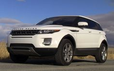 The controversial choice for North American Truck of the Year--the 2012 Range Rover Evoque.