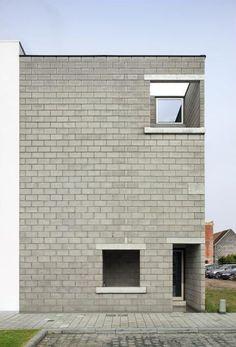 Kavel Arbed House / Architecten de Vylder Vinck Taillieu