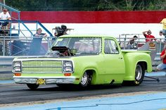 Blown 72 Dodge Stepside