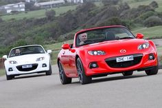 The new Mazda MX-5, DRIVE review by Cameron McGavin, Australia.