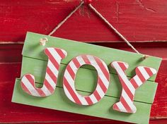 Christmas In July: 10 Holiday Bazaar Crafts to Make & Sell