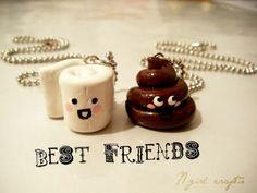23 Collares que tu y tu MEJOR AMIGA deben tener. ¡Son como un pacto de amistad! ⋮ Es la moda