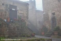 La città che muore Civita di Bagnoregio | http://www.viaggideimesupi.com/2016/09/22/la-citta-muore-civita-bagnoregio/ #travel #lazio #viaggi
