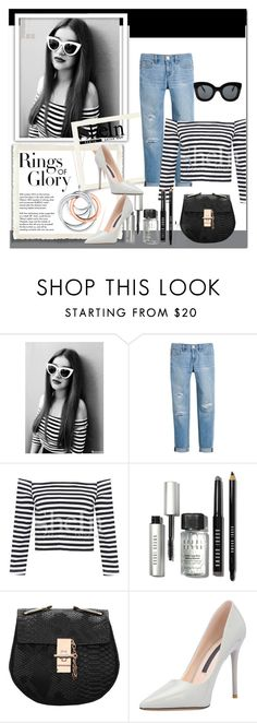 """SHEIN contest-PLEASE JOIN"" by melisa-j ❤ liked on Polyvore featuring Tiffany & Co., White House Black Market, Bobbi Brown Cosmetics, CÉLINE and shein"