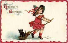 Cute Halloween Freebie! - The Graphics Fairy