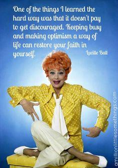 ~*~ Lucille Ball ~*~