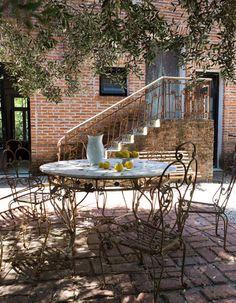 Posada Casa Zinc. El encanto del vintage http://www.muudmag.com/spa/pagina/398-Hotel-Zinc FOTOS: Enrique Menossi