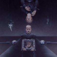 "Enslaved, ""The Voices""   #progmetal"