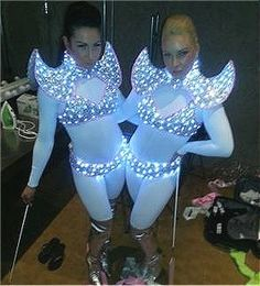 LED Dancers & LED Walkabout Act- Stage Show | Leeds| Yorkshire & The Humber| UK