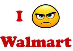 Why I Hate Shopping at Wal-Mart