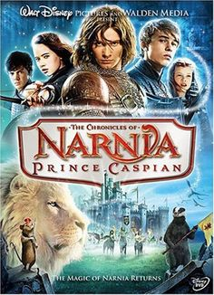 Narnia: Prince Caspian Movie Study (WWII, Narnia timeline, movie study guide and other resource links)