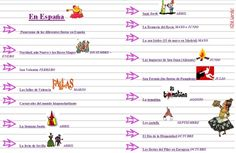 Panorama de las fiestas ¡Olé Lardy! Spanish Classroom, Classroom Ideas, Spanish Festivals, Spanish Holidays, How To Speak Spanish, Holiday Festival, Education, Pictures, Foreign Language