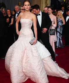 Oscars 2013 / Jennifer Lawrence
