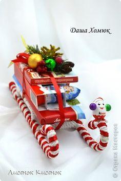 Dulce de design de Anul Nou 07 decembrie poze