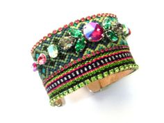 Swarovski friendship bracelet  friendship by distinguishedesigns,