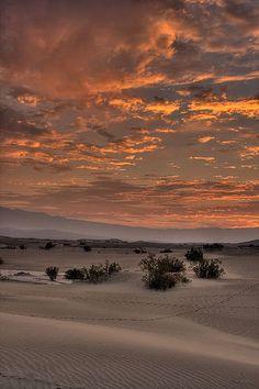 Dawn, Death Valley National Park, CA   Jeff Sullivan