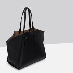 GEOMETRIC TOTE BAG-Shoes and bags-Woman-NEW IN | ZARA United States