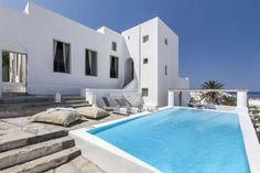 Mykonos luxury villa Xenia in Mykonos Town