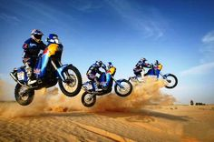 """bikematter: """"Dakar bikes.. """""""