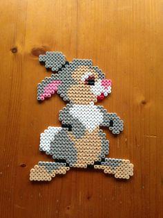 Thumper Bambi hama perler beads by PixelatedPleasantry