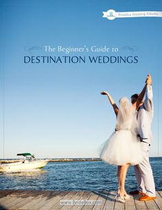 Plan a destination wedding....interesting information. Surprised it doesn't say one of the reasons people have a destination wedding is because the family is too big, haha