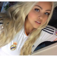 REAL MADRID GIRLS ---- Hello Real Madrid!