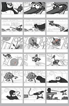 Storyboards кунфу панда: 8 тыс изображений найдено в Яндекс.Картинках