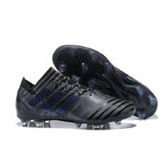 High Quality Buy 2017 Adidas Nemeziz 17 FG Football Boots Black Blue Adidas Soccer Shoes With Cheap Pirce Sale Online Adidas Nemeziz, Adidas Soccer Shoes, Adidas Football, Blue Adidas, Nike Soccer, Black Football Boots, Cheap Football Boots, Football Shoes, Girl Football Player