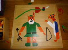 Robin des bois / Robin Wood avec Spielgaben
