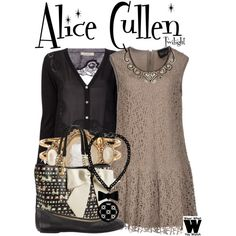 Inspired by Ashley Greene as Alice Cullen in the Twilight film franchise